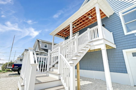 Jersey Shore Remodeled Home