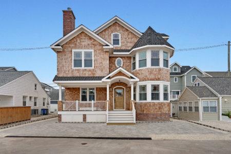 Silver Beach, NJ Custom Home