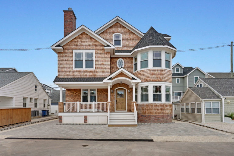 Silver Beach, NJ Custom Home