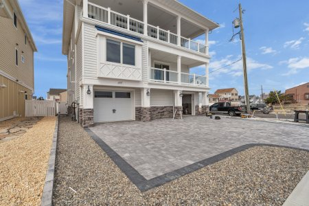 Ortley Beach Oceanfront Custom Home