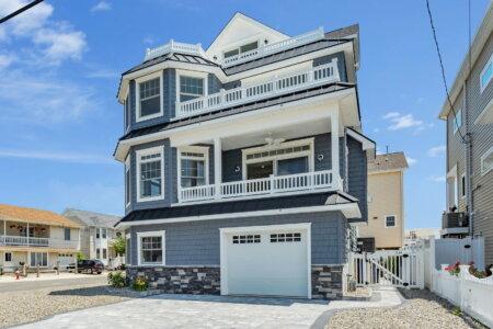 Ortley Beach Jersey Shore Custom Home